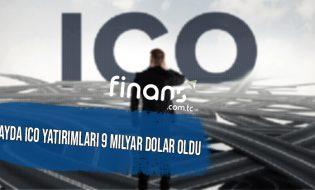 5 Ayda ICO Yatırımları 9 Milyar Dolar Oldu