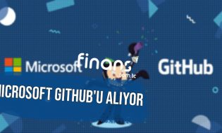 Microsoft Github'u Alıyor